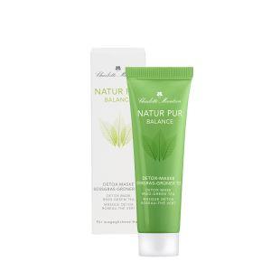 Natur Pur Balance Detox- Maske Süßgras- Grüner Tee 30ml