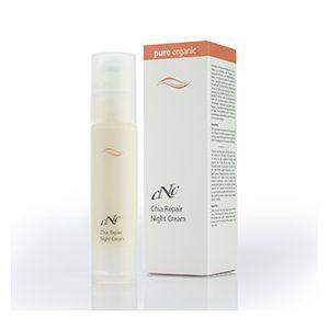 Pure Organic Chia Repair Night Cream, Nachtcreme 50 ml