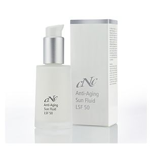 Anti Aging Sun Fluid - LSF50, Lichtschutzemulsion 30ml