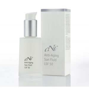White Secret Anti Aging Sun Fluid - LSF50, Lichtschutzemulsion 30ml