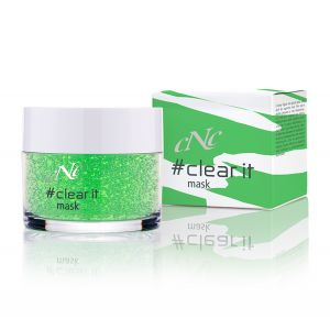 #Clear It Mask, Gesichtsmaske 50ml