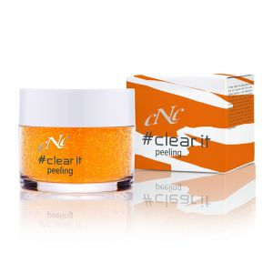 #Clear It Peeling, Gesichtspeeling 50ml