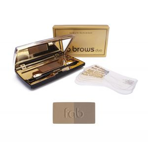 Fab Brows Duo Light Brown / Medium