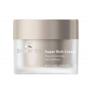 Super Rich Cream ohne Parfum, Pflegecreme mit Detox- Wirkung, 50 ml