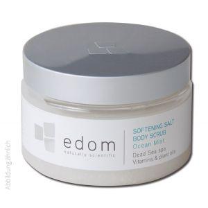 "edom Peeling- & Massage-Salz ""Kokosnuss"""