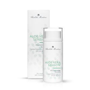 Aloe Vera Sensitiv Pflegecreme flüssig 150ml