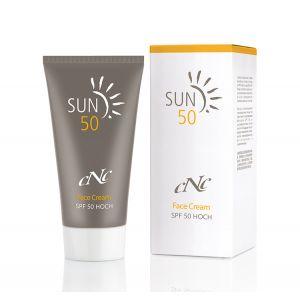 Sun Face Cream SPF 50, 50ml
