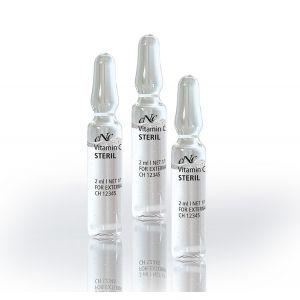 Aesthetic World Vitamin C Serum steril, 10x 2 ml